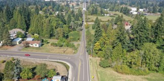Vancouver-Tenth-Avenue-Creek-Crossing-roadway-construction-project