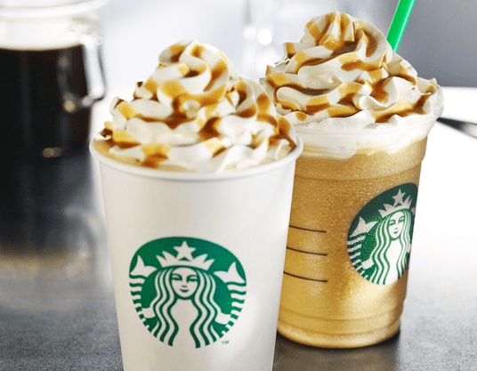 Take 20% off Starbucks beverages at Target