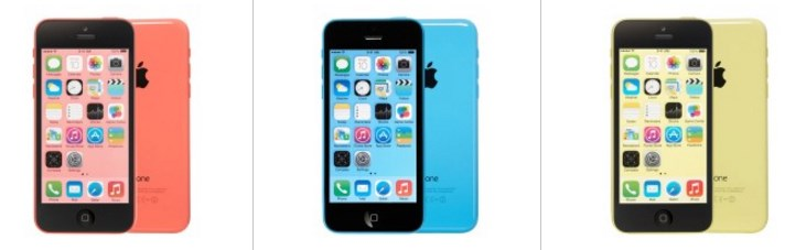 Refurbished unlocked iPhone 5C 16GB for $84