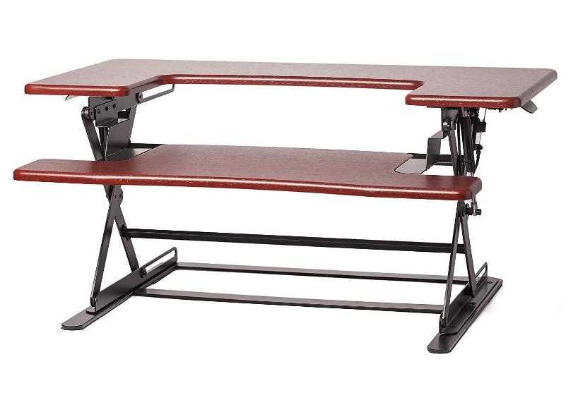 halter standing desk