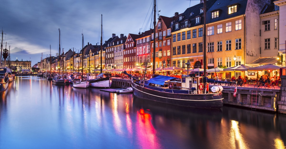 Flights to Copenhagen in the $300s roundtrip, including summer & holidays