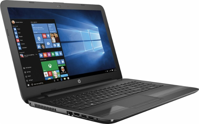 HP 15.6″ 4GB Windows 10 laptop for $200