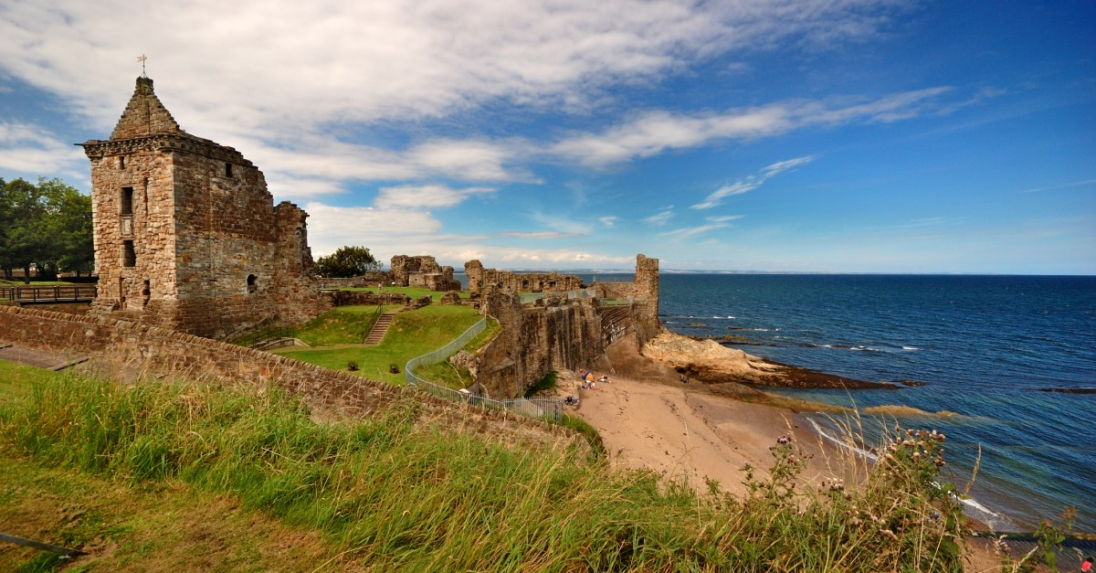 Flights to Scotland in the $400s and $500s round-trip