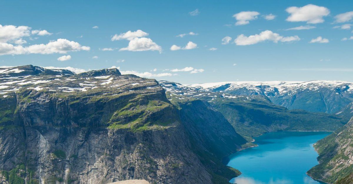 Flights to Norway in the $300s and $400s round-trip!