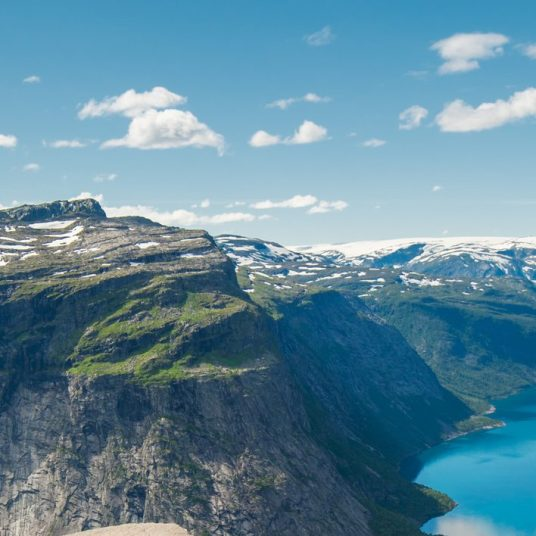 Flights to Norway in the $400s round-trip!