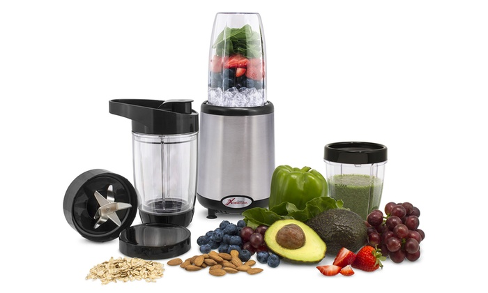 Fusion Xcelerator 1000W emulsifier and personal blender set for $29