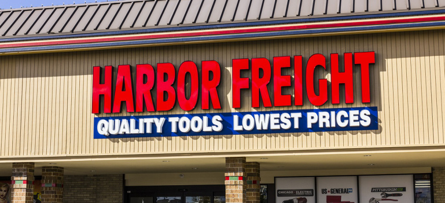 Harbor Freight coupon: Save 20% on one item