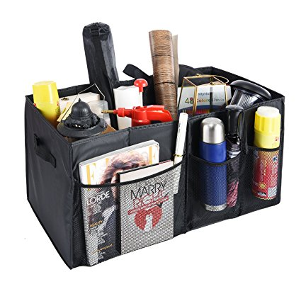 MaidMAX collapsible trunk organizer for $8 with code