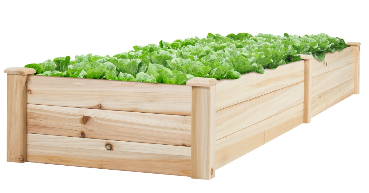 Save $105 on a Best Choice raised garden bed