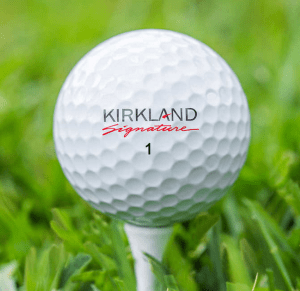 kirkland signature golf
