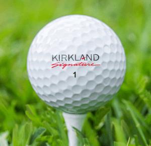 kirkland signature golf