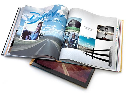 Get a FREE 8×8 photo book with coupon at Shutterfly (Shipping extra)