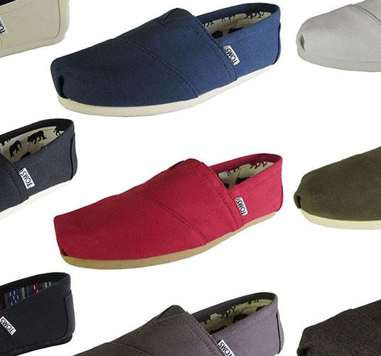 Toms promo codes: Save 30% on fresh fall styles