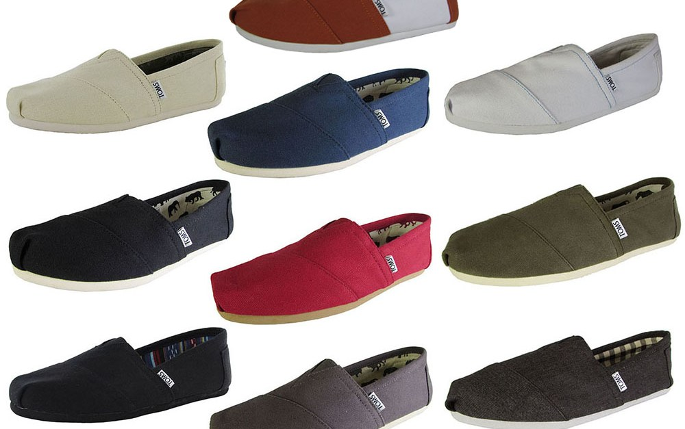 Toms promo codes: Take up to $20 off your order