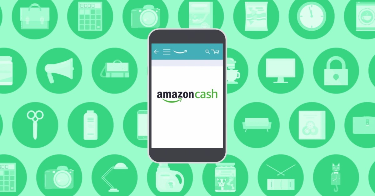 Amazon Cash: Add $60 or more, get a $15 Amazon credit