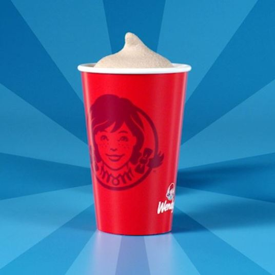 Get a year's worth of Wendy's Frostys for $2 for a good cause