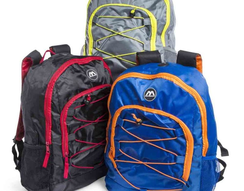 Backpacks for $5 at Five Below