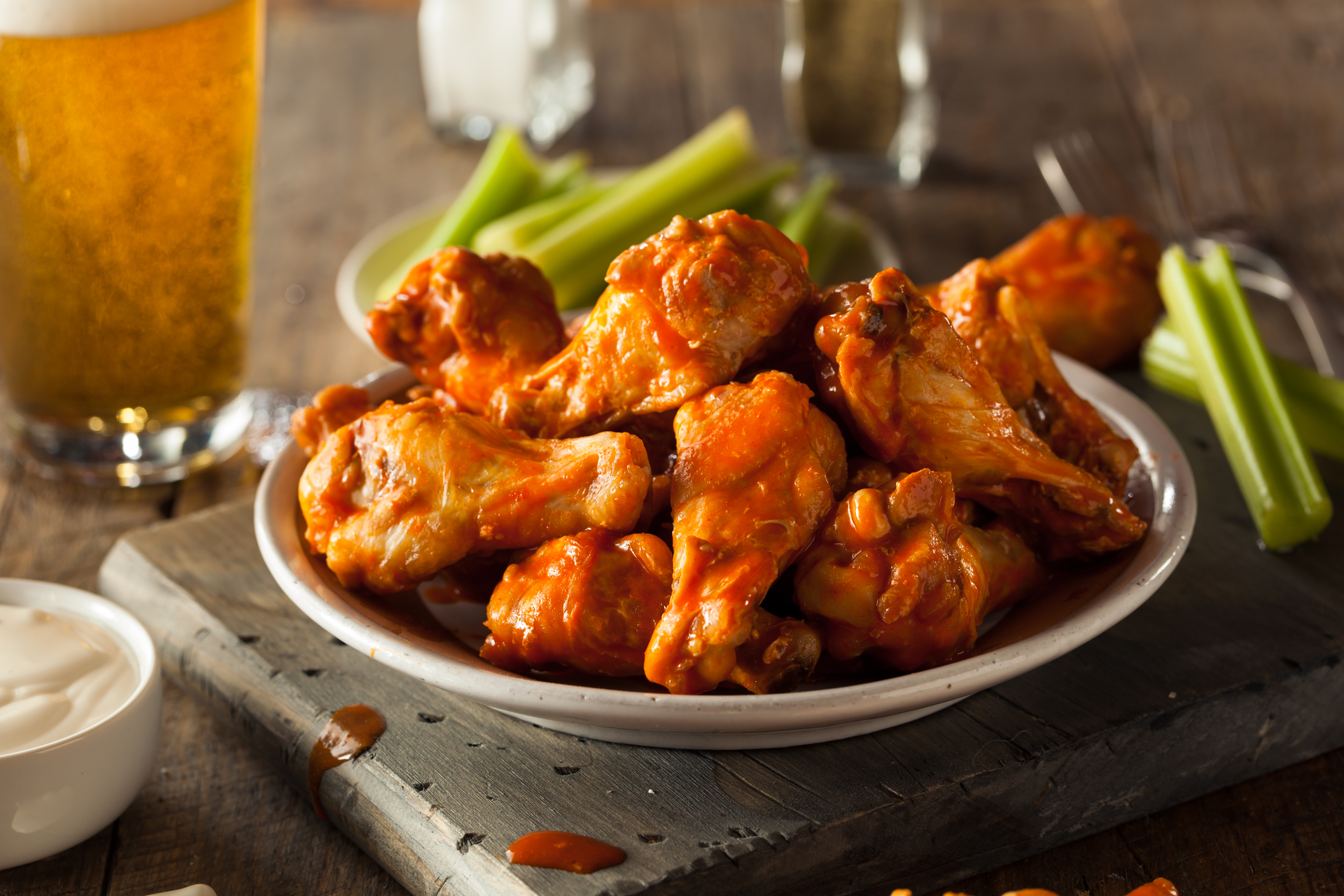 National Chicken Wing Day 9 Places To Get Free Or Cheap Wings Clark Deals