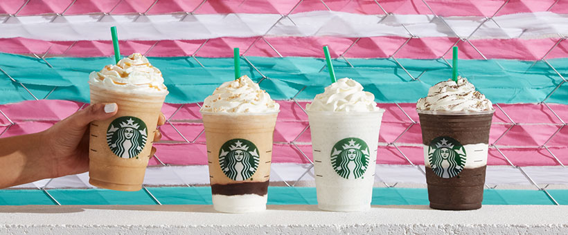 Target: Enjoy 15% off Starbucks Frappuccinos with Cartwheel app