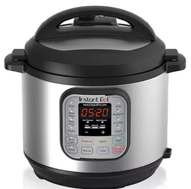 Kohl's cardholders: Instant Pot 7-in-1 6-quart pressure cooker for $63 + $10 Kohl's Cash