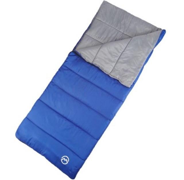 Magellan Outdoors rectangle sleeping bag for $9