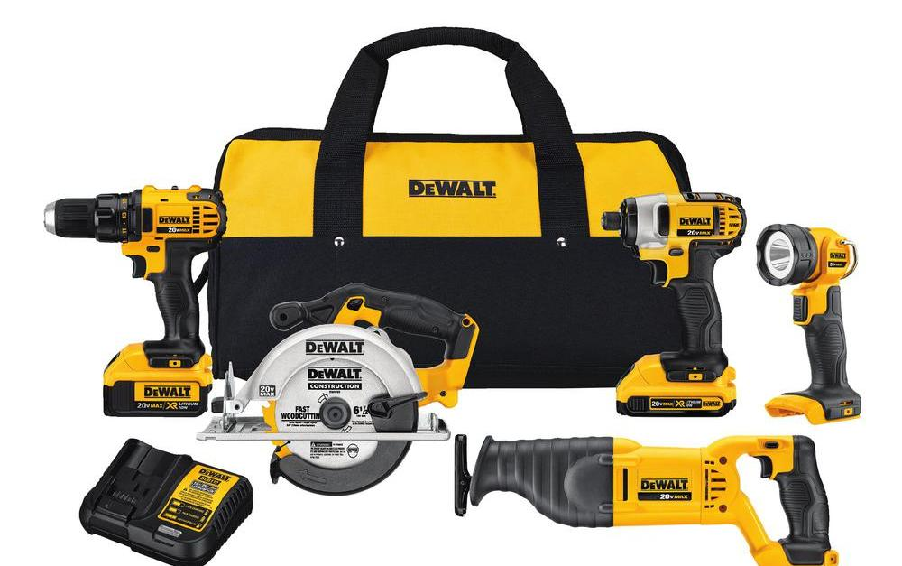 Today only: Save up to 58% on select power tools and tool sets