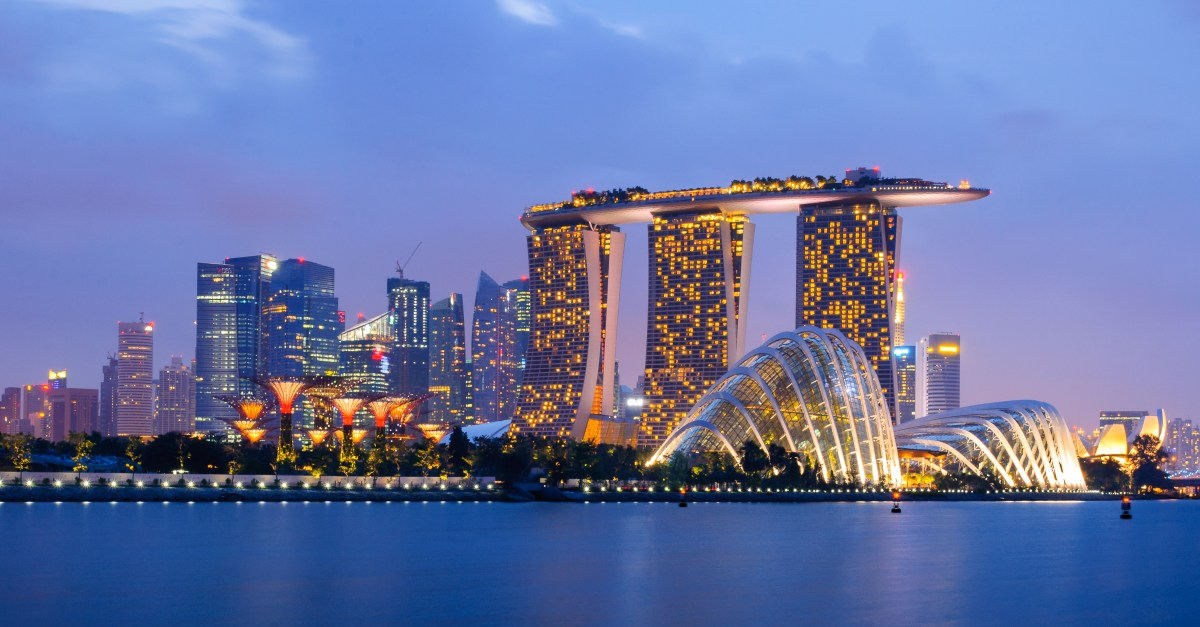 Singapore Airlines sale: Round-trip fares to Asia from $550