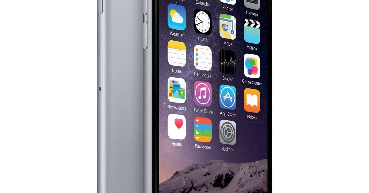 Straight Talk 32GB Apple iPhone 6 prepaid smartphone for $99