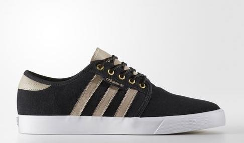 0ffa94c9d01 Men s Adidas Seeley skate shoes  32