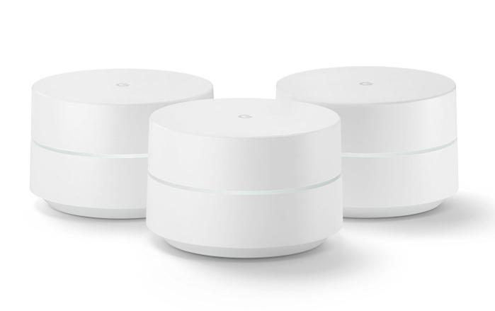 google whole home wifi