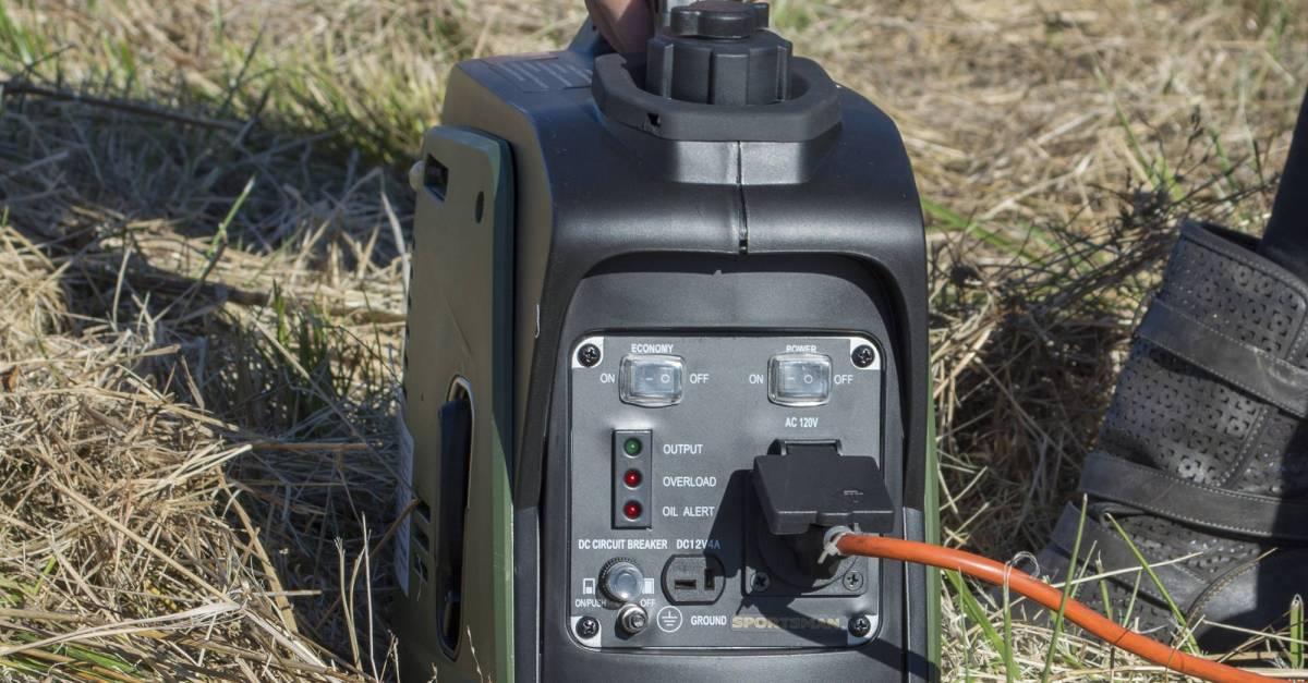Sportsman 1000-watt inverter generator for $149