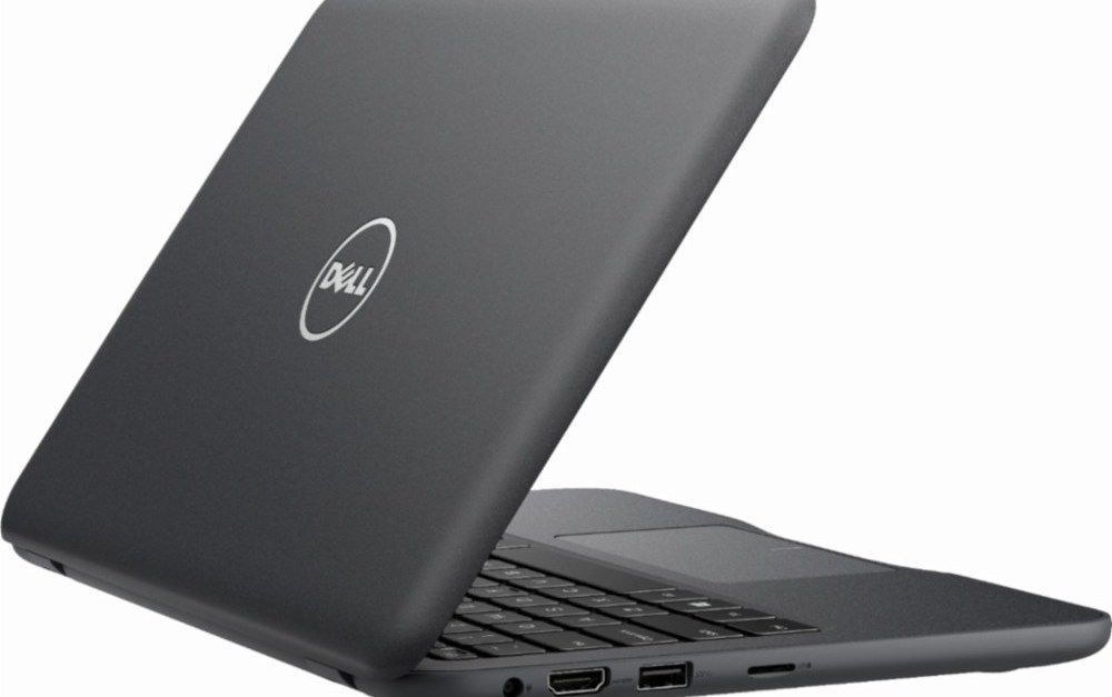 11.6″ Dell Inspiron Intel Celeron 4GB laptop for $130