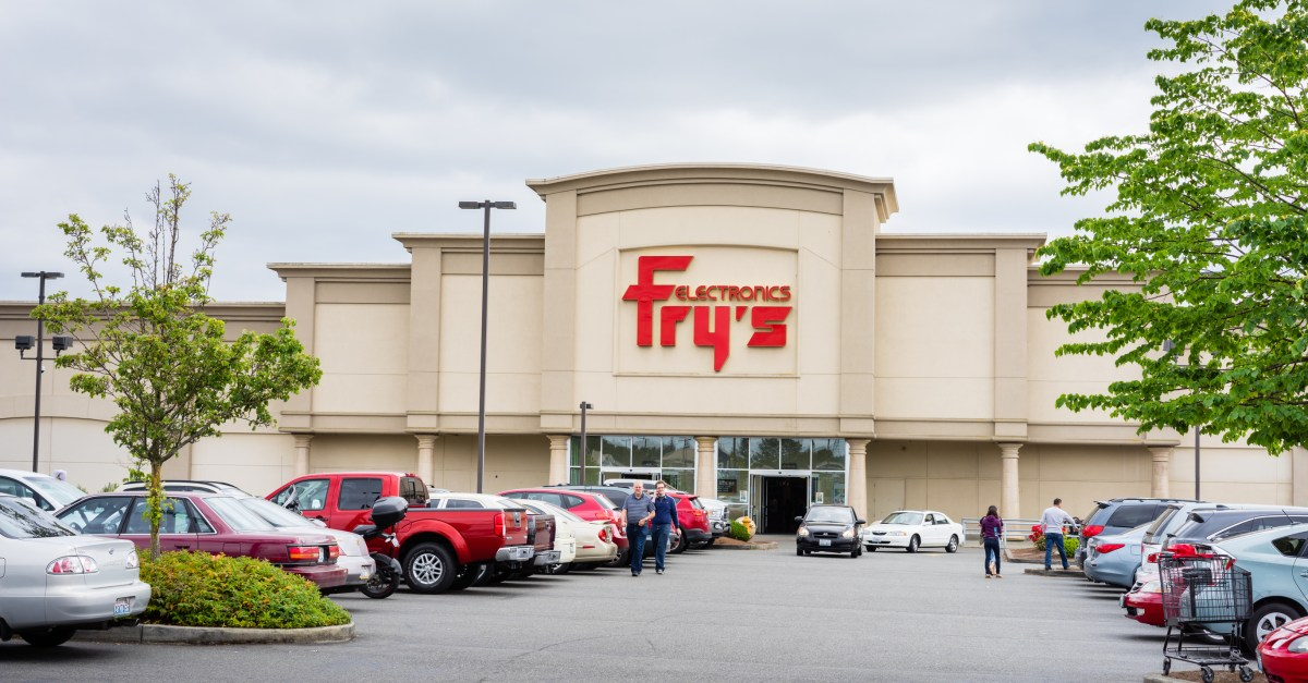5 ways to save at Fry's Electronics