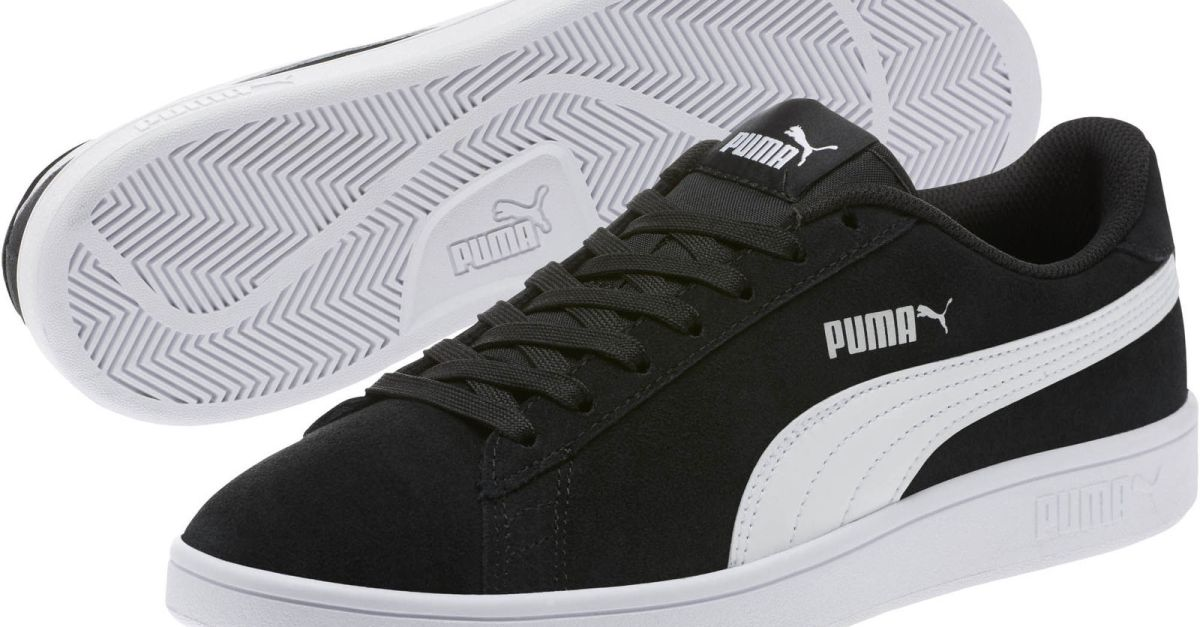 Puma Smash V2 men's sneakers for $28 shipped
