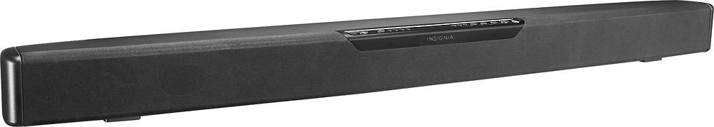 Insignia soundbar with 39-watt digital amplifier for $55