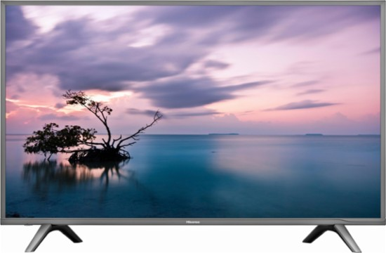 Hisense 60″ smart 4K TV for $430