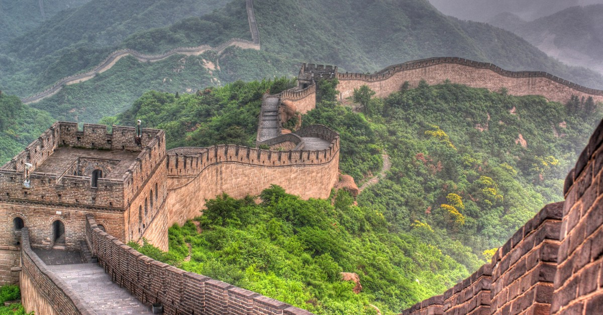 Ends soon! China 8-night tour with air from $398 (See the Great Wall!)
