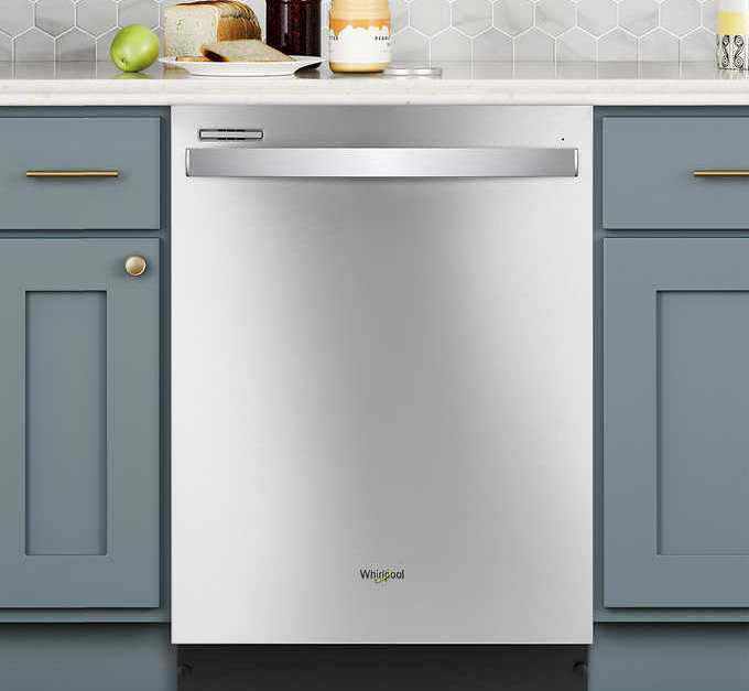 Costco members: Whirlpool dishwasher for $400 with free delivery & haul away