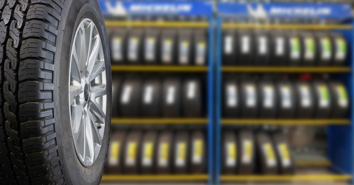 Costco members: Save $130 on a set of 4 Michelin tires