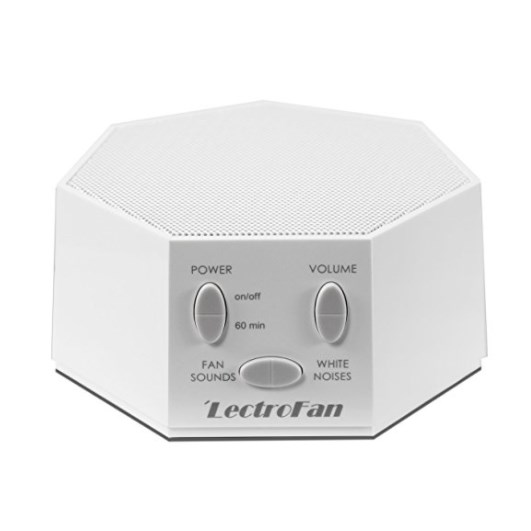 Today only: Lectrofan sound therapy machine for $33