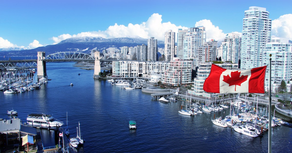 Flights to Vancouver in the $200s round-trip