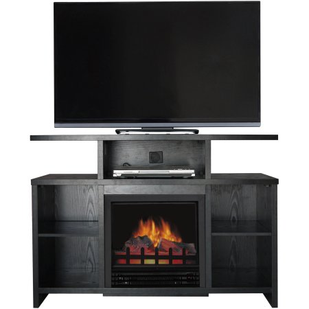 Décor Flame Acadia 42″ media fireplace for $116