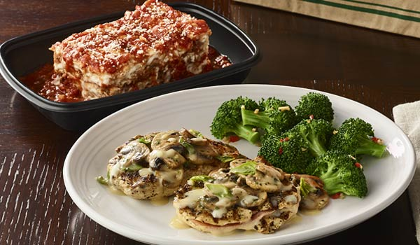 Ends soon! Enjoy FREE take-home lasagna at Carrabba's