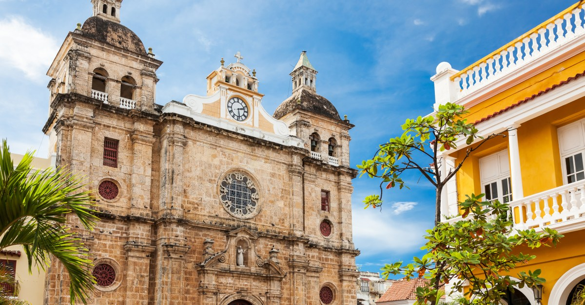 Flights to Cartagena, Colombia in the $200s and $300s round-trip