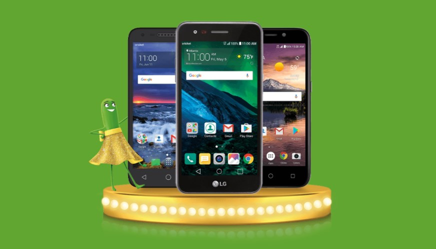 Cricket Wireless 4 Unlimited Lines For 100 Plus A Free