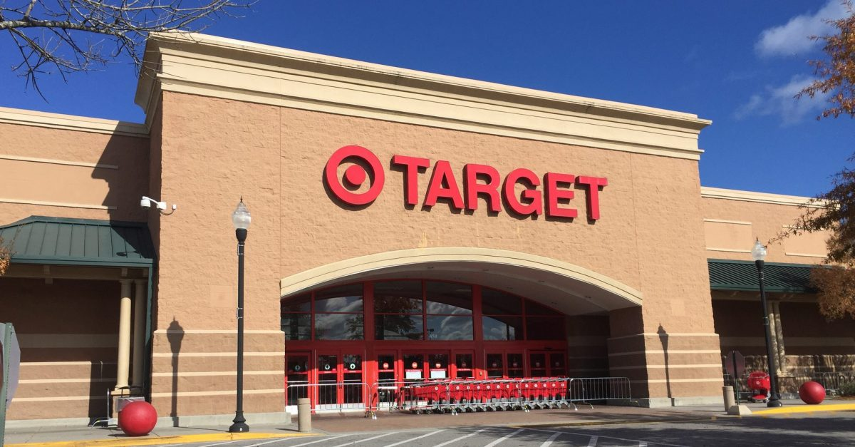 Get a $5 gift card with $15 skincare spend at Target