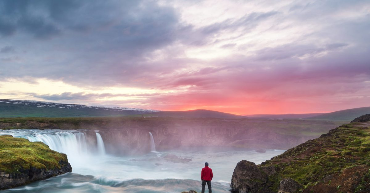 Flights to Iceland from $272 round-trip on Delta!
