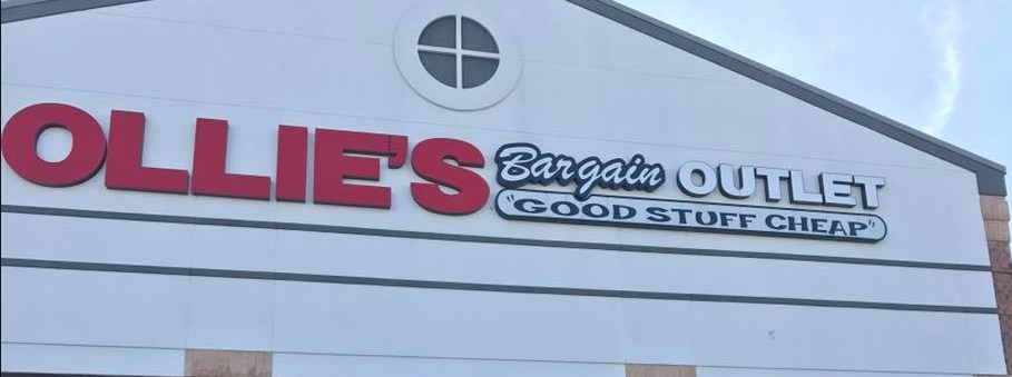 Save 75% on Christmas clearance at Ollie's Bargain Outlet