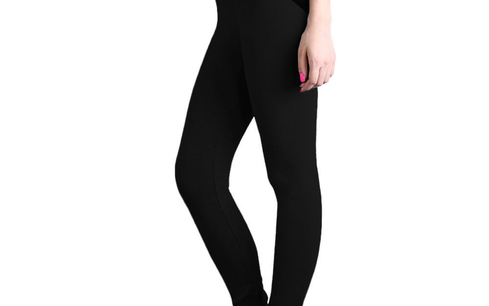 Nicole Miller fleece lined footless tights for $5, free shipping