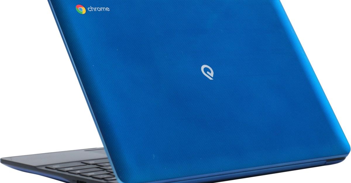11.6″ 4GB memory 32GB HD Chromebook for $99